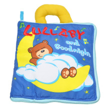 Baby's First Story Cloth Book Lullaby & Goodnight