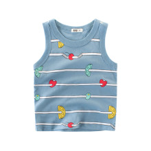Boys Print Fruits Vest Tank