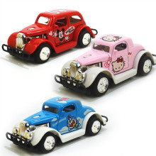 Kid Model Cars Alloy Pull Back Toy Car 1/48 Scale For 3Y+