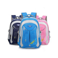 Primary School Backpack Bag Slogan Lightweight Waterproof Bookbag