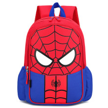 Primary School Backpack Bag Spiderman Lightweight Waterproof Bookbag