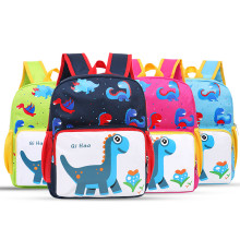 Kindergarten School Backpack Dinosaur Bag Bookbag For Toddlers