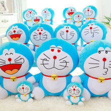 Blue DoraemonStuffed Plush Animal Doll for Kids Gift