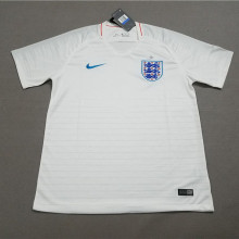 2018 England home white fans soccer Jerseys