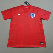 2018 England Away Red Fans Soccer Jerseys