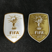 2018 World CUP Champion Soccer Patch