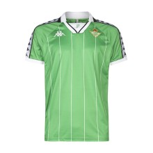 Real Betis Green Retro Soccer Jersey