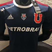 19/20 Chile University Home Fans Soccer Jersey