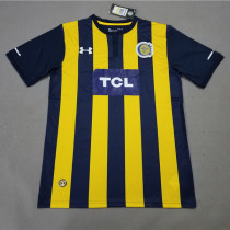2019 Rosario Central Home Fans Soccer Jersey