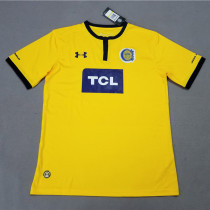 2019 Rosario Central Away Yellow Fans Soccer Jersey