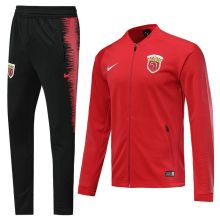 2019/20 Shanghai SIPG Red  JacketSuit