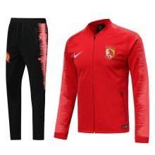 2019/20 Guangzhou Evergrande Red JacketSuit