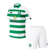 2019/20 Celtic home green and white fans soccer jersey