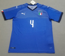 2018 Italy Home World Cup Jerseys