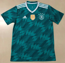 2018 Germany Away  World Cup Fan Jersey