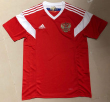 2018 Russia Home White World Cup Fan Jersey