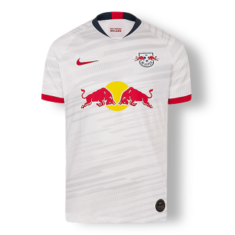 2019/20 RB Leipzig Home White Fans Soccer Jersey