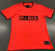 2019/20 PSG Paris Jordan Orange Red Jersey