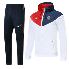 2019 PSG Paris White Windbreaker Full Sets