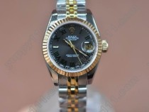 ロレックスRolex Datejust Ladies Swiss Eta 2671-2 自動巻