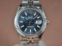 ロレックスRolex SS DateJust 40mm Swiss Eta2836-2自動巻き