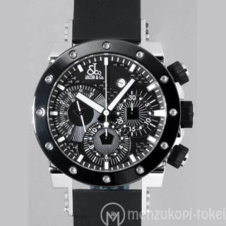 ジェイコブ Jacob&co エピックII V2 (Epic II V2 Automatic Chronograph Limited Edition / Ref.JC-E2SSCP)
