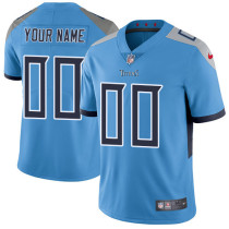 Youth Customized Football Club Team Blue Alternate Jersey