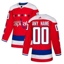 Youth Customized Ice Hockey Club Team Red Alternate Jersey