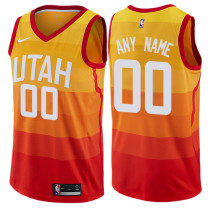 Men's Customized Basketball Club Team City Edition Jersey - Elite