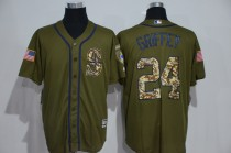Men's Baseball Club Team Player Jersey - Salute to Service