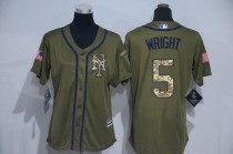 Women's Baseball Club Team Player Jersey - Salute to Service
