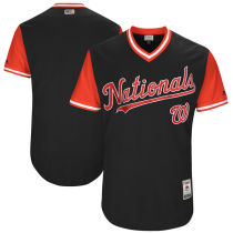 Men's Baseball Club Team Player Jersey - 2018 Players' Weekend