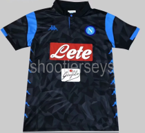Thai Version Napoli 18/19 Away Soccer Jersey