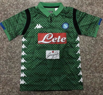 Thai Version Napoli 18/19 Soccer Jersey - Green