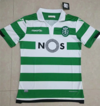Thai Version Sporting Lisbon 18/19 Home Soccer Jersey