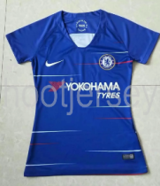 Thai Version Chelsea 18/19 Women's Home Soccer Jersey