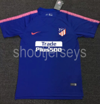 Thai Version Atletico Madrid 18/19 Training Jersey - Blue