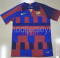 Thai Version Barcelona 20th Anniversary Soccer Jersey