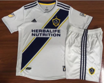 Los Angeles Galaxy 18/19 Kids Home Soccer Jersey and Short Kit