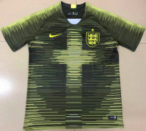 Thai Version England 2018 Training Soccer Jersey - 002