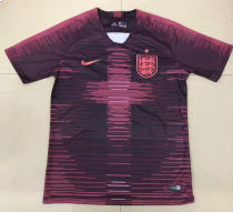 Thai Version England 2018 Training Soccer Jersey - 003