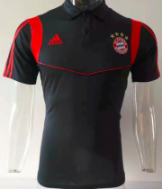 Bayern Munich 19/20 Training Polo - Dark Blue