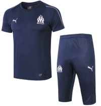 Olympique Marseille 18/19 Training Jersey and Short Kit - 001