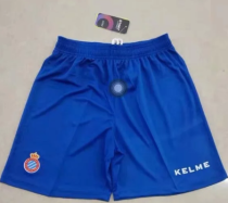 Thai Version Espanyol 19/20 Home Soccer Shorts