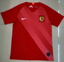 Thai Version Evergrande 2019 Home Soccer Jersey