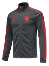 Bayern Munich 19/20 Training Jacket - Grey