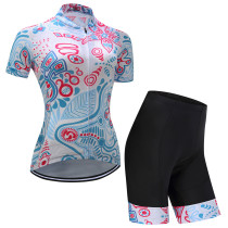Women's 2019 Season Cycling Uniform CW0025