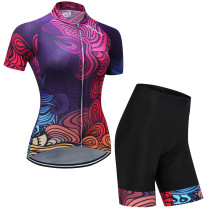 Women's 2019 Season Cycling Uniform CW0031