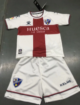 Huesca 19/20 Kids Away Soccer Jersey and Short Kit