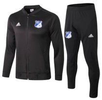 Millionarios 19/20 Jacket and Pants - Black